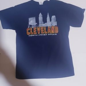 Cleveland Medium Mens T Shirt